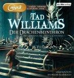Der Drachenbeinthron / Das Geheimnis der Großen Schwerter Bd.1 (4 MP3-CDs)