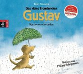 Erdmännchen Gustav spurlos verschwunden / Erdmännchen Gustav Bd.5 (Audio-CD)