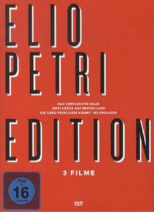 Elio Petri Edition (4 Discs)