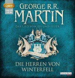 Die Herren von Winterfell / Das Lied von Eis und Feuer Bd.1 (3 MP3-CDs) - Martin, George R. R.