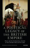 A Political Legacy of the British Empire: Power and the Parliamentary System in Post-Colonial India and Sri Lanka