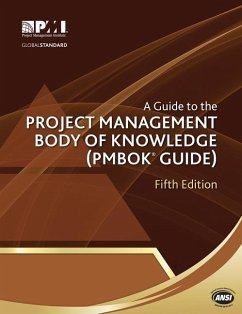 A guide to the Project Management Body of Knowl...