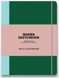 Magma Sketchbook. Art & Illustration - Anyango, Catherine;Ltd, Magma Publishing