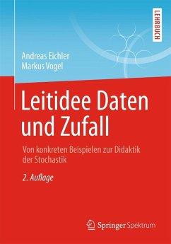 Leitidee Daten und Zufall - Eichler, Andreas; Vogel, Markus