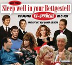 Sleep well in your Bettgestell (MP3-Download)