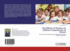The Effects of Poverty on Children's Experiences of School