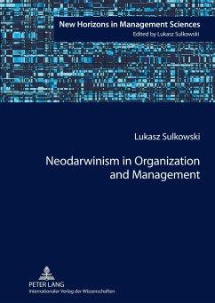 Neodarwinism in Organization and Management - Sulkowski, Lukasz