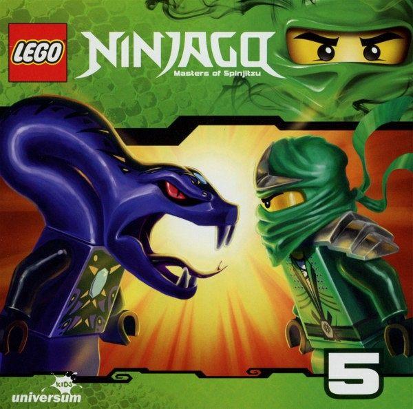 lego ninjago bd.5 audio-cd - hörbücher portofrei bei bücher.de