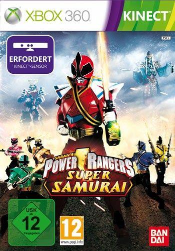 Power Rangers: Super Samurai (2012) Xbox 360