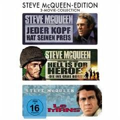 Steve McQueen-Edition: 3-Movie-Collection (3 Discs)