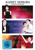 Audrey Hepburn Classic-Edition - Frühstück bei Tiffany, Sabrina, Ein süßer Fratz DVD-Box
