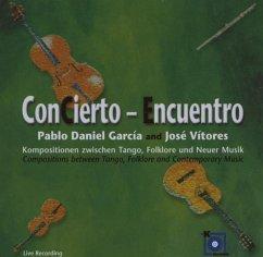 Concierto-Encuentro - Garcia,Pablo Daniel & Jo