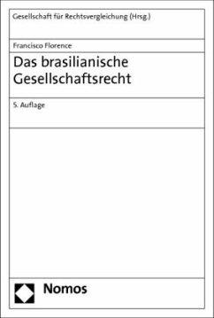 Das brasilianische Gesellschaftsrecht
