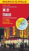 Marco Polo Citymap Tokio; Tokyo