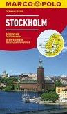 Marco Polo Citymap Stockholm