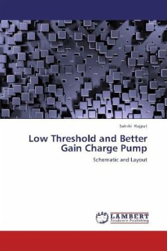 Low Threshold and Better Gain Charge Pump