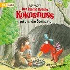 Der kleine Drache Kokosnuss reist in die Steinzeit / Die Abenteuer des kleinen Drachen Kokosnuss Bd.18 (MP3-Download)