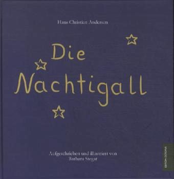 Original watercolor by Heinrich Lefler for Die Nachtigall ...