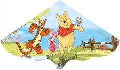 Paul Günther 1105 - Kinderdrachen Winnie the Pooh, 115 x 63 cm