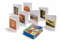 The Art Box Greeting Cards, Blue