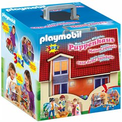 PLAYMOBIL® 5167 - Neues Mitnehm-Puppenhaus