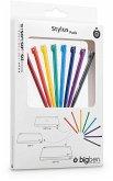 STYLUS PACK, 8er Pack, für Nintendo DSi, NDSLite, NDSi XL
