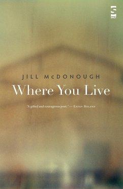 Where You Live - McDonough, Jill