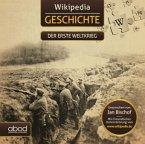 Der Erste Weltkrieg, 1 Audio-CD