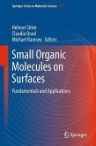 Small Organic Molecules on Surfaces