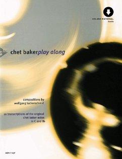 Chet Baker Play Along, Trumpet, w. Audio-CD