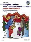 Saxophon spielen - mein schönstes Hobby, 1-2 Altsaxophone, m. Audio-CD
