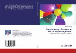 Questions and Answers In Marketing Management