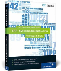 SAP-Systemadministration - 100 Tipps & Tricks