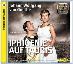 Iphigenie auf Tauris, 1 Audio-CD - Goethe, Johann Wolfgang von