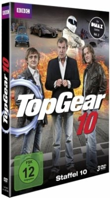 Top Gear - Staffel 10 (3 Discs)