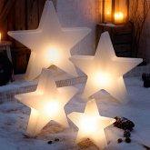 Leucht-Objekt Stern Shiny Ø 40 cm