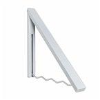 miaVILLA Garderobe Kroko Weiß