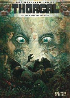 Thorgal 11. Die Augen des Tanatloc - Rosinski, Grzegorz;Hamme, Jean van