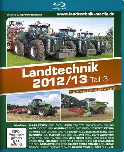 Landtechnik 2012/13 - Teil 3 Teil 3