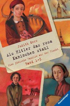 Als Hitler das rosa Kaninchen stahl, Band 1-3 - Kerr, Judith