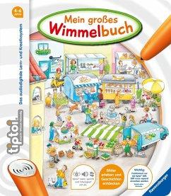 Mein großes Wimmelbuch / tiptoi® Bilderbuch - Friese, Inka