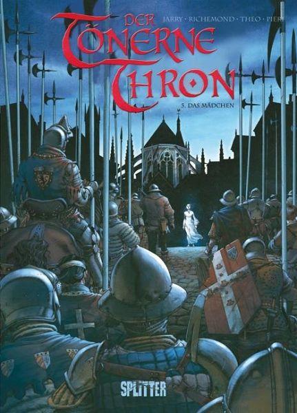 Buch-Reihe Der tönerne Thron