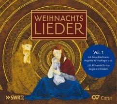 Weihnachtslieder Vol.1 - Kaufmann/Kirchschlager/Mields/Pregardien/Calmus En