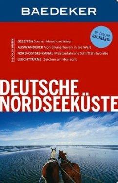 Baedeker Reiseführer Deutsche Nordseeküste - Nosbers, Hedwig