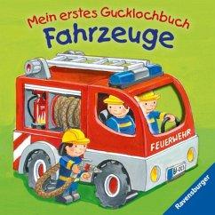 Mein erstes Gucklochbuch - Fahrzeuge - Flad, Antje