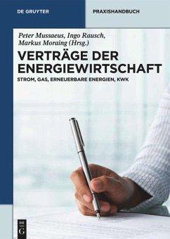 Verträge der Energiewirtschaft
