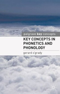 Key Concepts in Phonetics and Phonology - O'Grady, Gerard