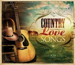 Country Love Songs Auf Audio CD