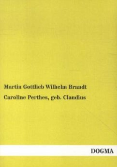 Caroline Perthes, geb. Claudius