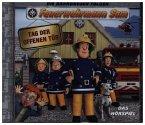 Feuerwehrmann Sam - Tag der offenen Tür, 1 Audio-CD
